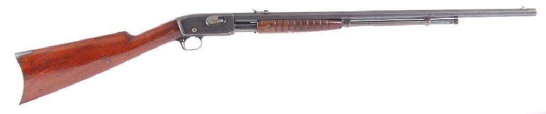 Remington Model 12CS 22 Rem. Pump Action Rifle with