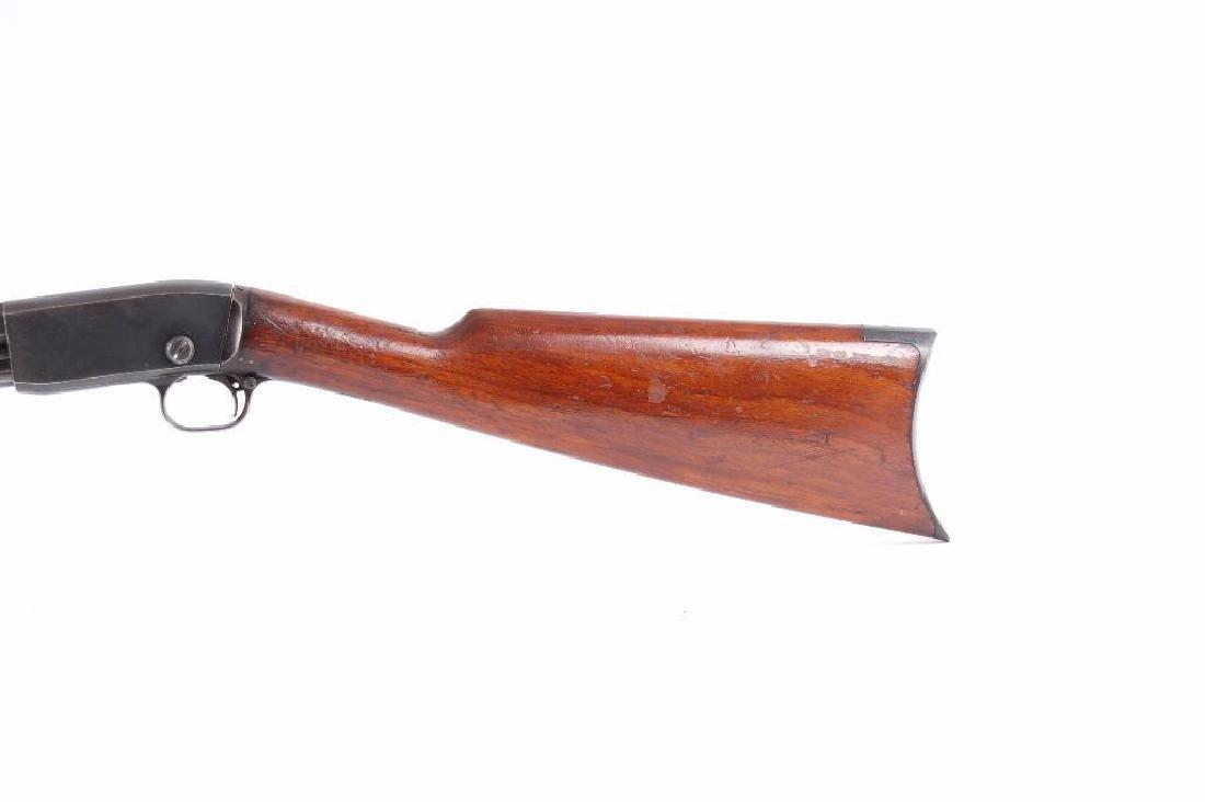 Remington Model 12CS 22 Rem. Pump Action Rifle with - 6