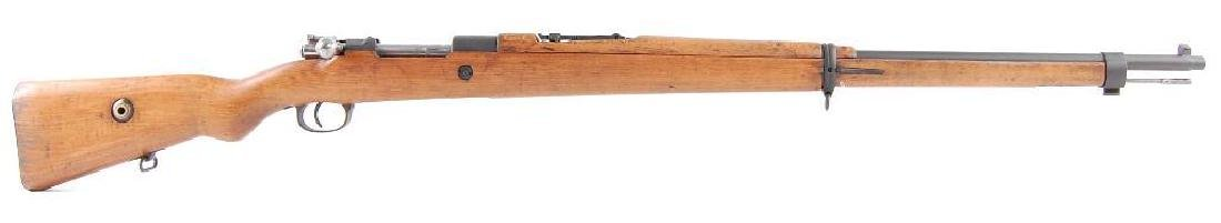 Turkish Mauser 7.92x57mm Bolt Action Rifle