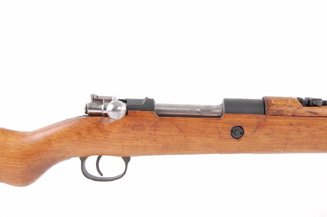 Turkish Mauser 7.92x57mm Bolt Action Rifle - 3