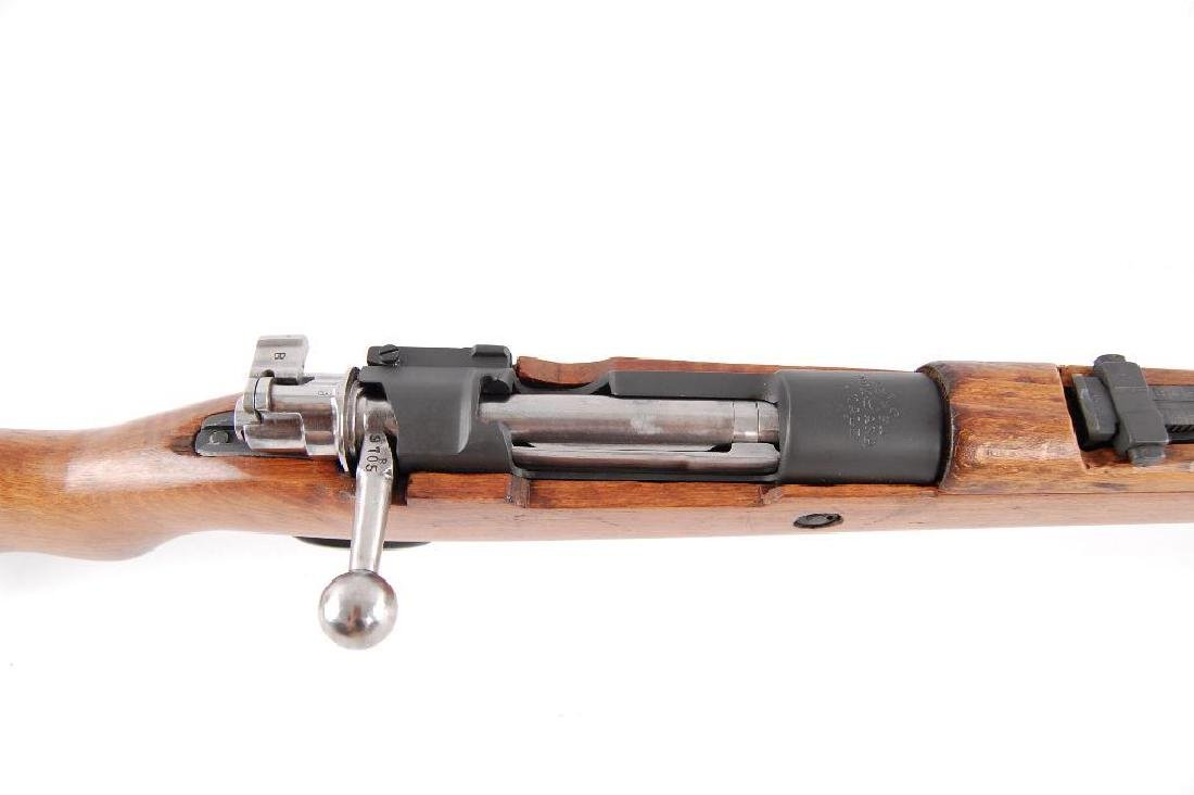 Turkish Mauser 7.92x57mm Bolt Action Rifle - 5