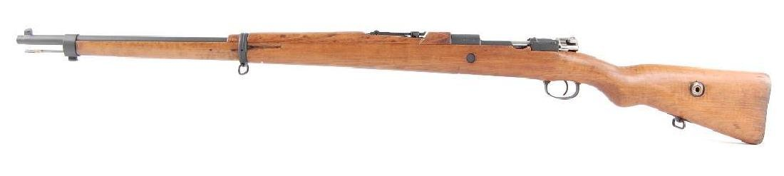 Turkish Mauser 7.92x57mm Bolt Action Rifle - 7