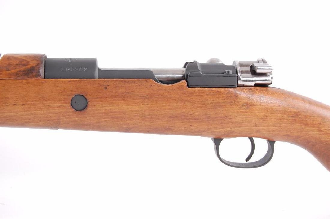 Turkish Mauser 7.92x57mm Bolt Action Rifle - 9