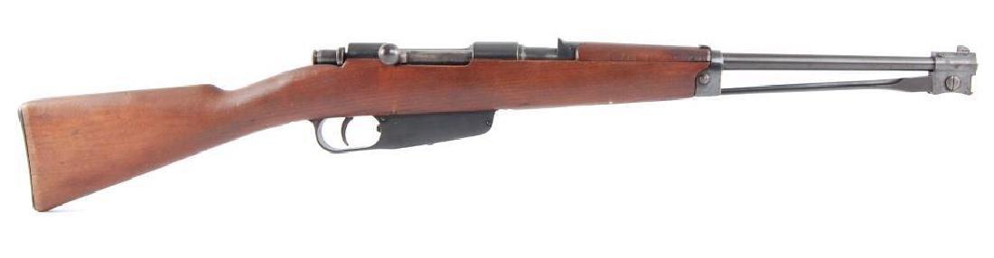 Carcano Model 1938 6.5mm Calvary Bolt Action Carbine