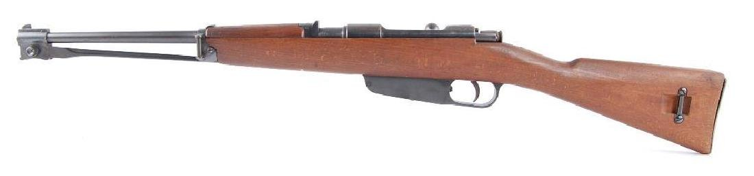 Carcano Model 1938 6.5mm Calvary Bolt Action Carbine - 5