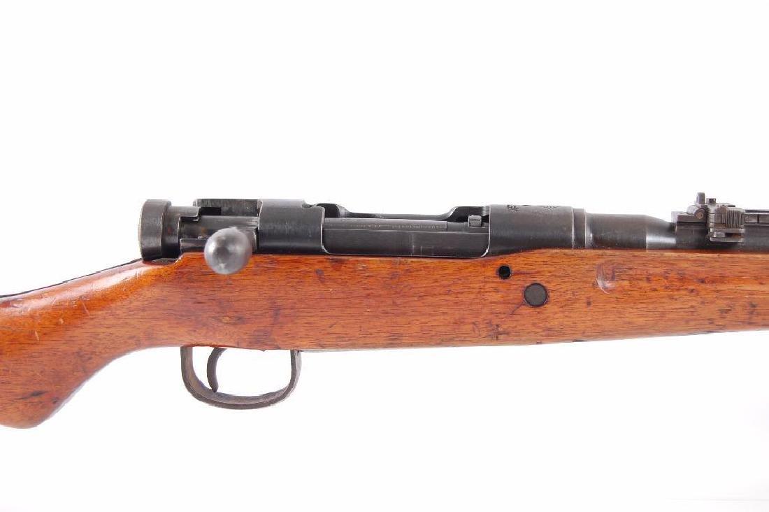 WW2 Japanese Arisaka Type 99 7.7mm Bolt Action Rifle - 3