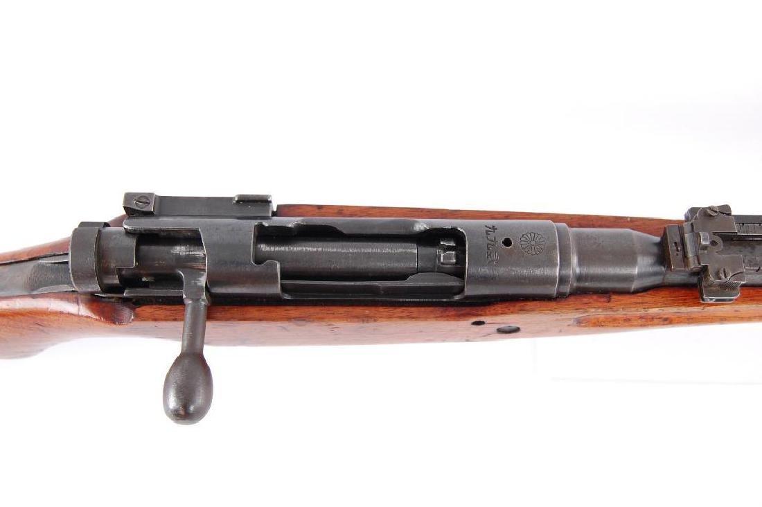 WW2 Japanese Arisaka Type 99 7.7mm Bolt Action Rifle - 6