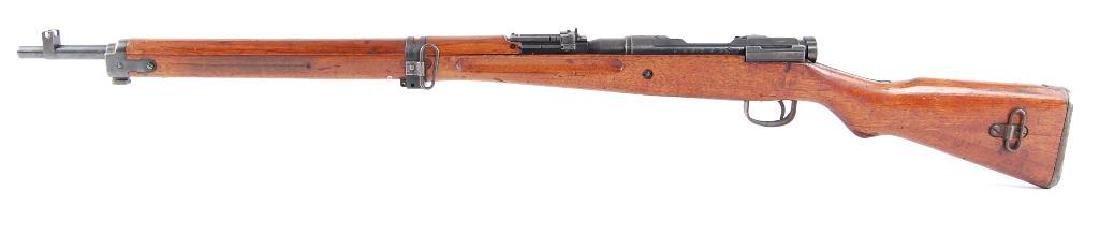 WW2 Japanese Arisaka Type 99 7.7mm Bolt Action Rifle - 7