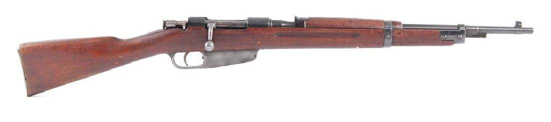 Carcano 7.35mm Bolt Action Rifle