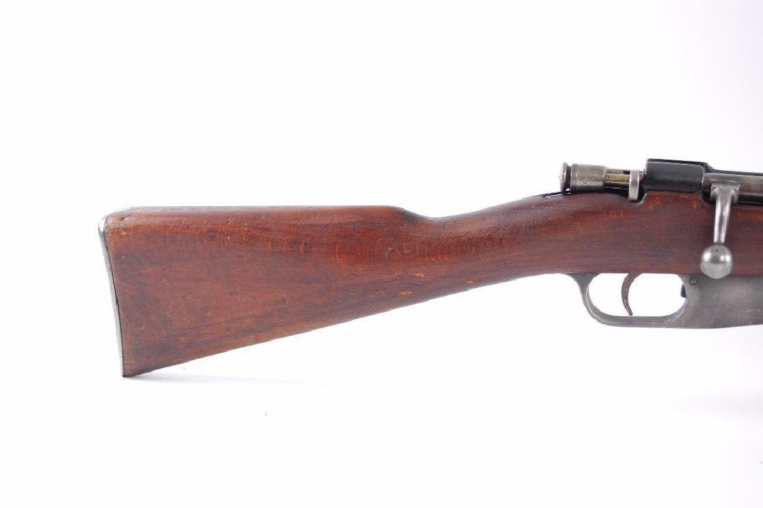 Carcano 7.35mm Bolt Action Rifle - 2