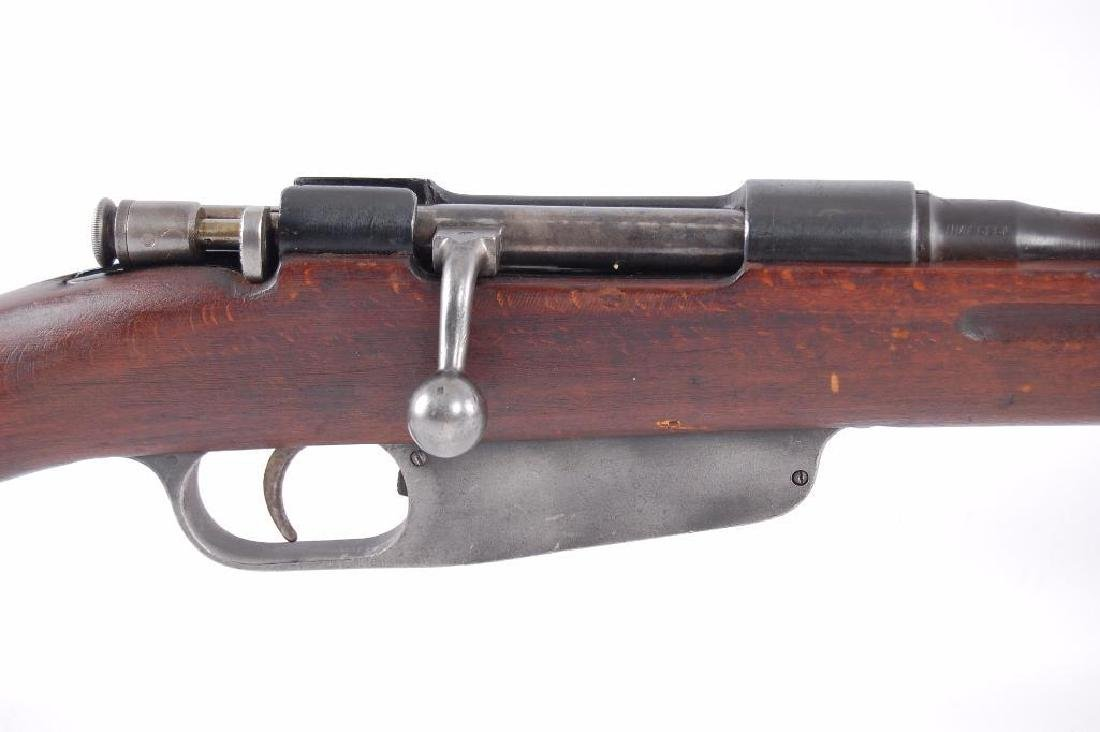 Carcano 7.35mm Bolt Action Rifle - 3