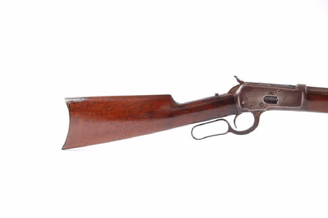 Winchester Model 1892 44WCF Lever Action Sporting Rifle - 2