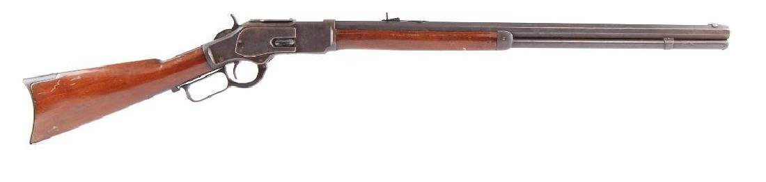 1873 Winchester 44-40 Cal. Lever Action Rifle with