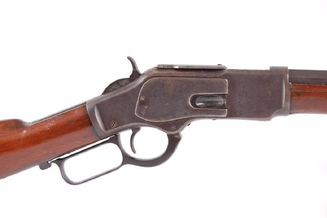 1873 Winchester 44-40 Cal. Lever Action Rifle with - 3