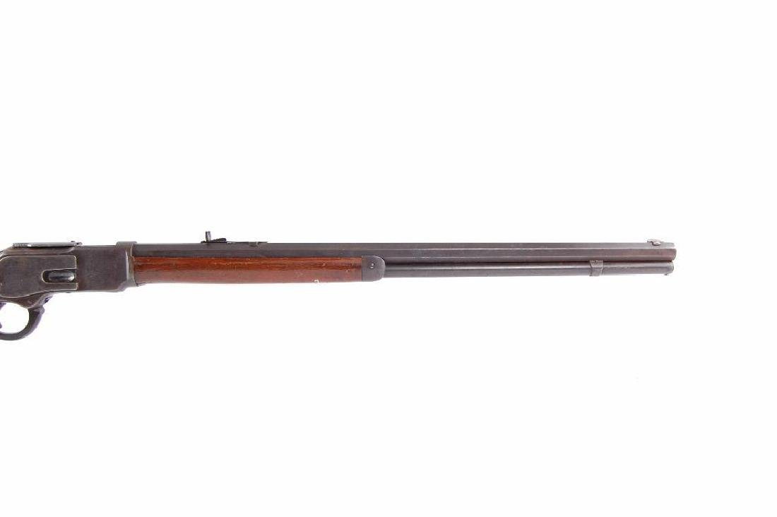 1873 Winchester 44-40 Cal. Lever Action Rifle with - 4