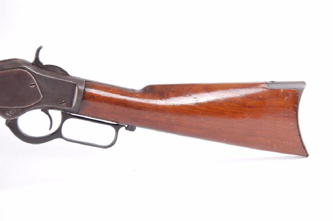 1873 Winchester 44-40 Cal. Lever Action Rifle with - 6