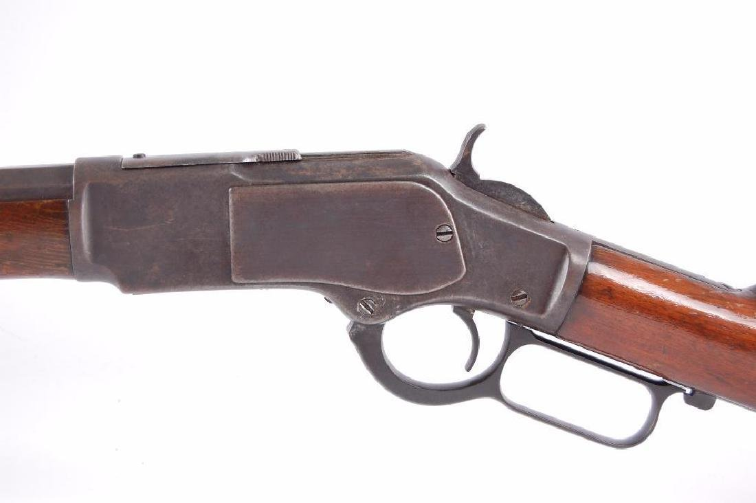 1873 Winchester 44-40 Cal. Lever Action Rifle with - 7
