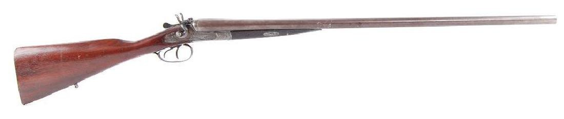 Charles Daly 12GA Double Barrel Hammered Shotgun