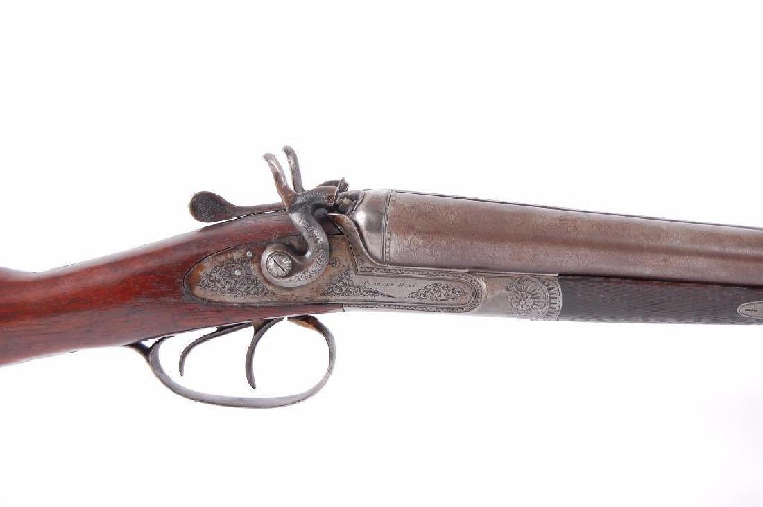 Charles Daly 12GA Double Barrel Hammered Shotgun - 3