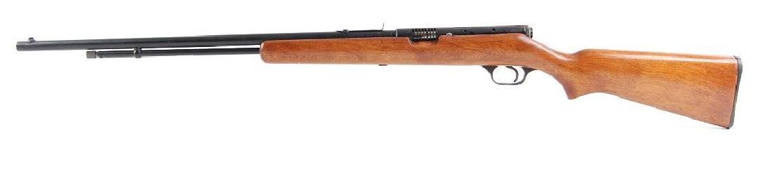 Springfield Model 87A 22 S, L, LR Semi Automatic Rifle - 5
