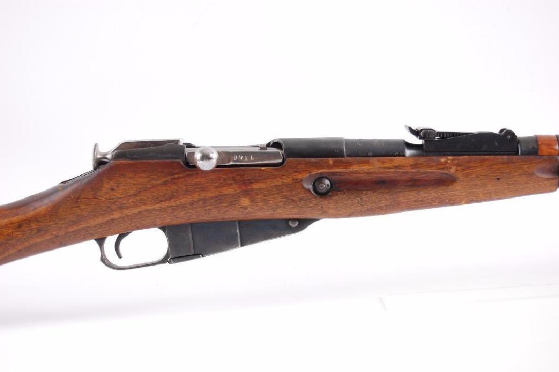 Mosin Nagant Model 91/30 7.62x54Rmm Bolt Action Rifle - 3