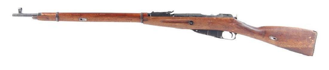 Mosin Nagant Model 91/30 7.62x54Rmm Bolt Action Rifle - 7