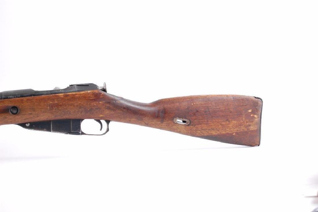 Mosin Nagant Model 91/30 7.62x54Rmm Bolt Action Rifle - 8