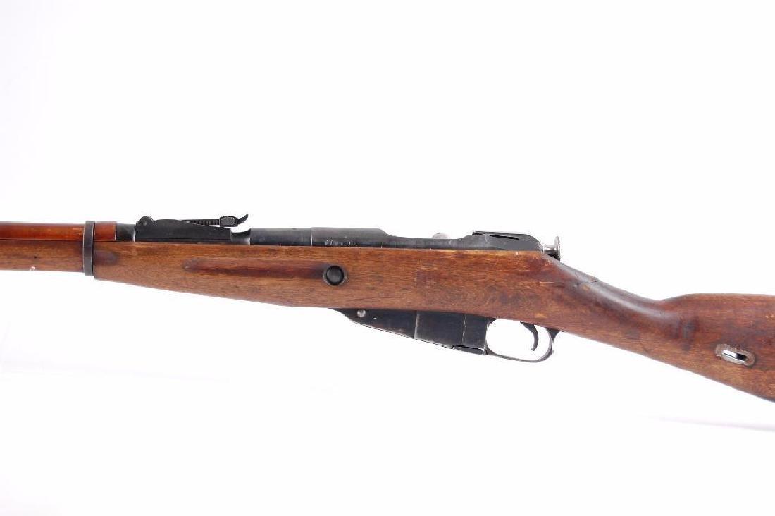 Mosin Nagant Model 91/30 7.62x54Rmm Bolt Action Rifle - 9