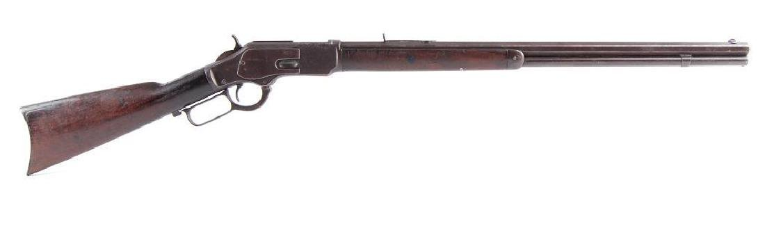 Winchester Model 1873 38-40 Cal. Lever Action Octagon