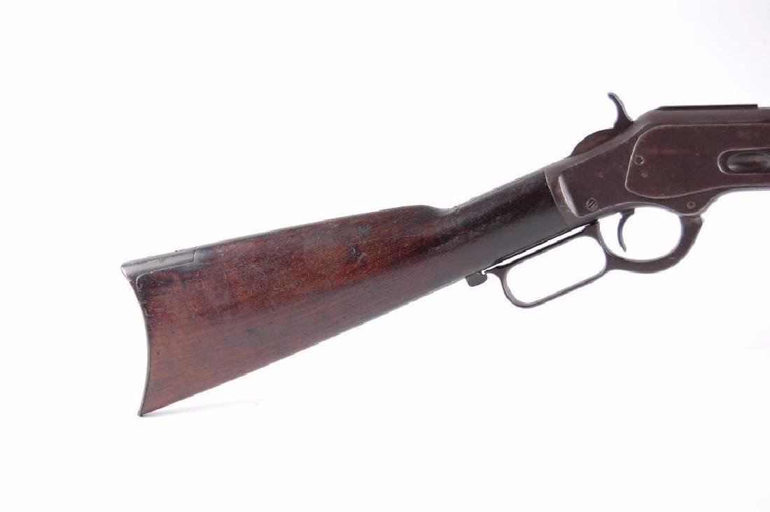 Winchester Model 1873 38-40 Cal. Lever Action Octagon - 2