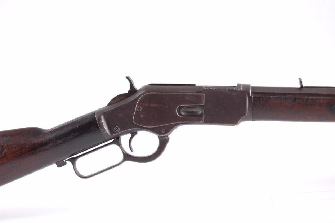 Winchester Model 1873 38-40 Cal. Lever Action Octagon - 3