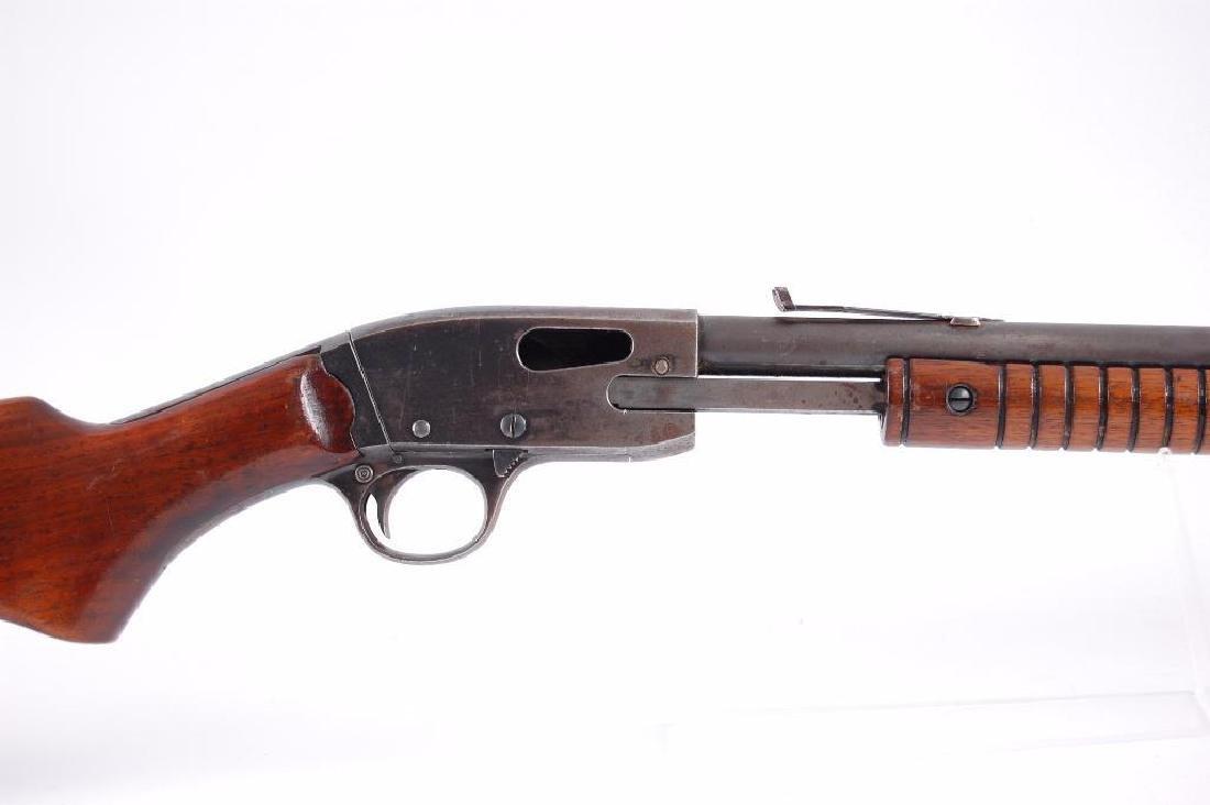 Savage Model 25 .22S, L, LR Pump Action Rifle for Parts - 3