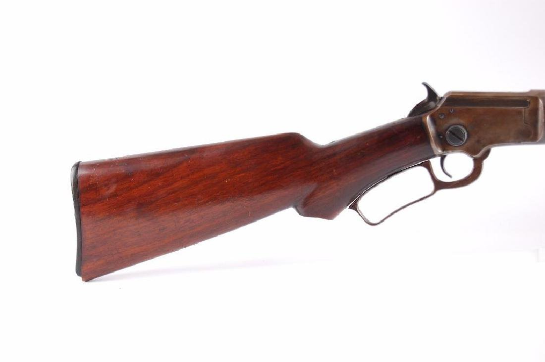 Marlin Model 39 Deluxe .22S, L, LR Lever Action Octagon - 2