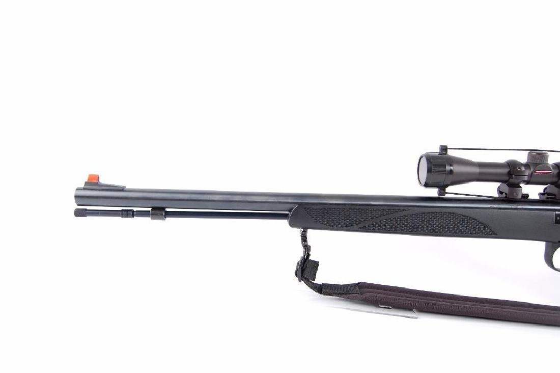 Yukon Traditions .50 Cal. Black Powder Rifle with Scope - 10