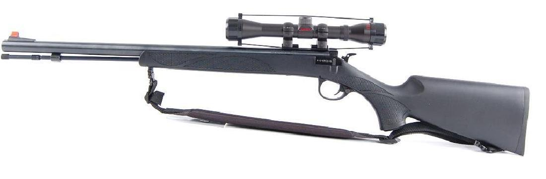 Yukon Traditions .50 Cal. Black Powder Rifle with Scope - 7