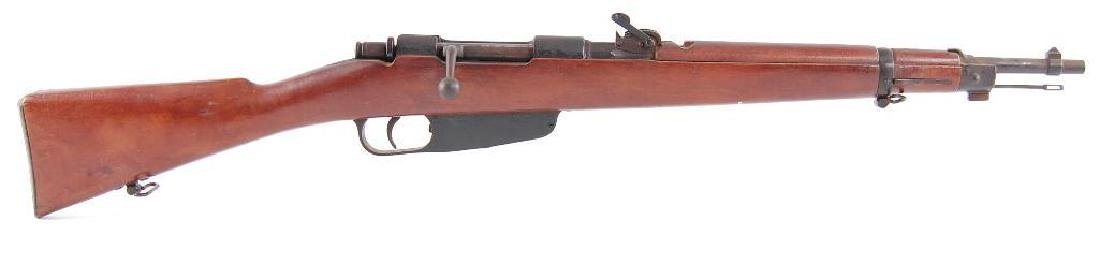 Carcano 7.35mm Bolt Action Rifle