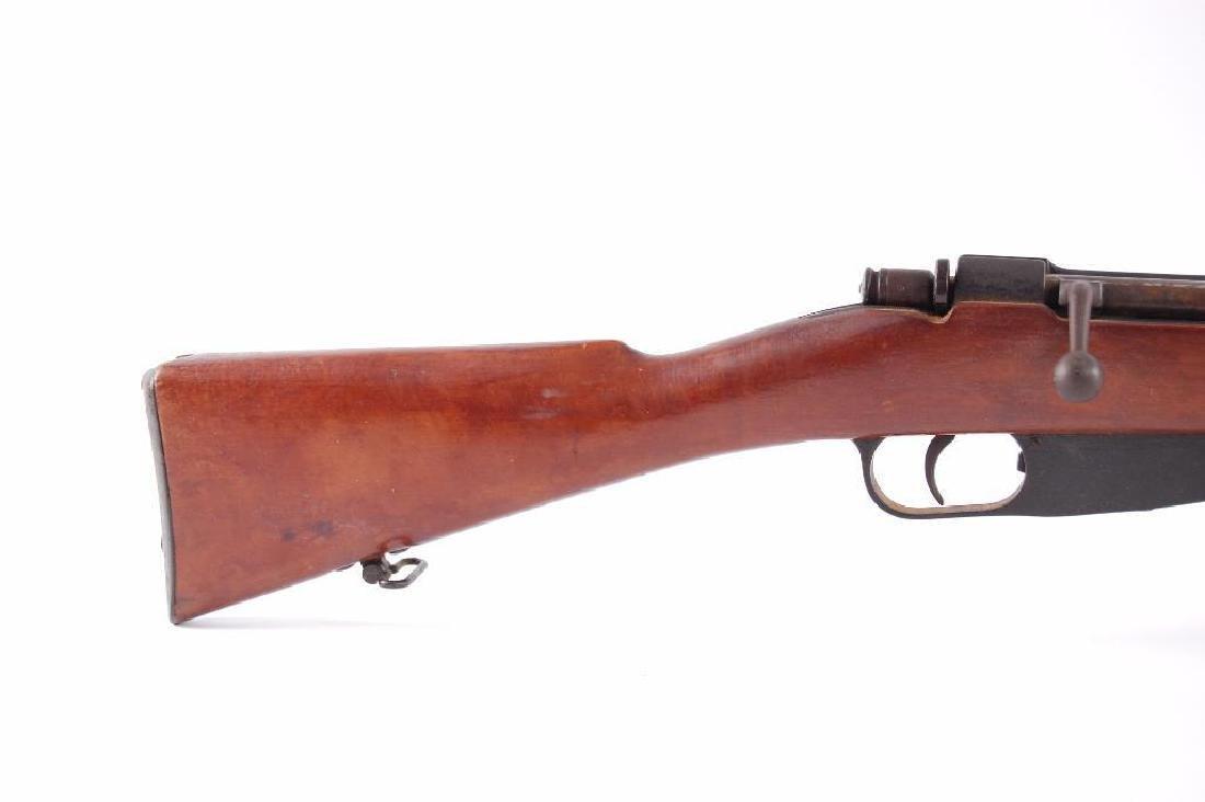 Carcano 7.35mm Bolt Action Rifle - 2
