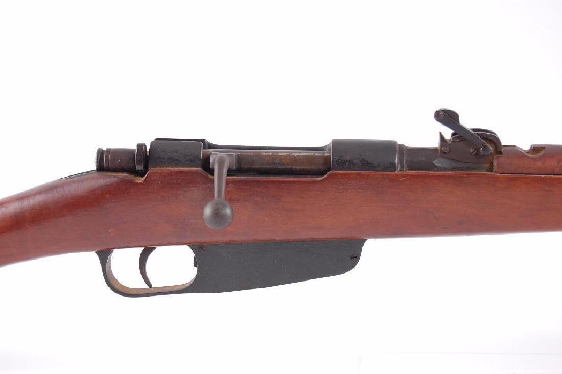 Carcano 7.35mm Bolt Action Rifle - 3