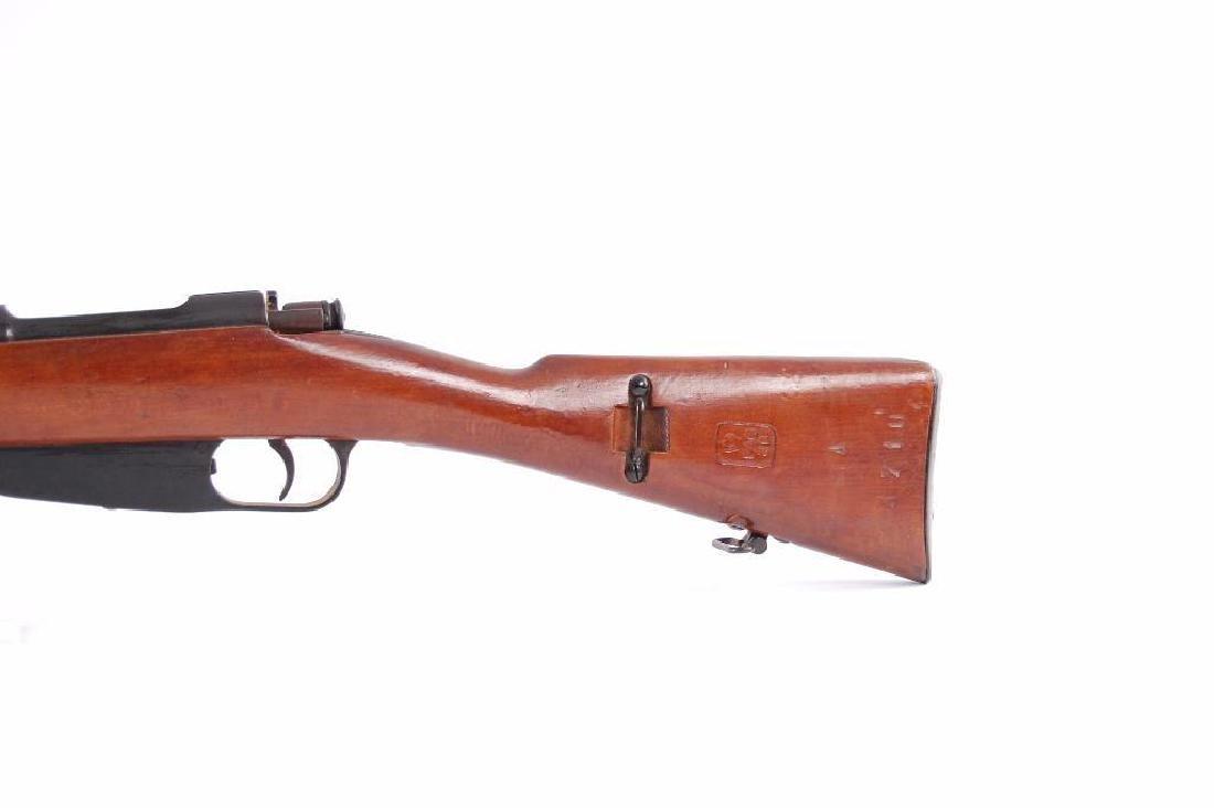 Carcano 7.35mm Bolt Action Rifle - 7