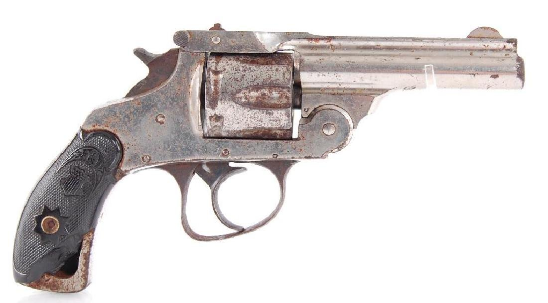 Forehand Arms Co. .32 Cal. Double Action Revolver - 2