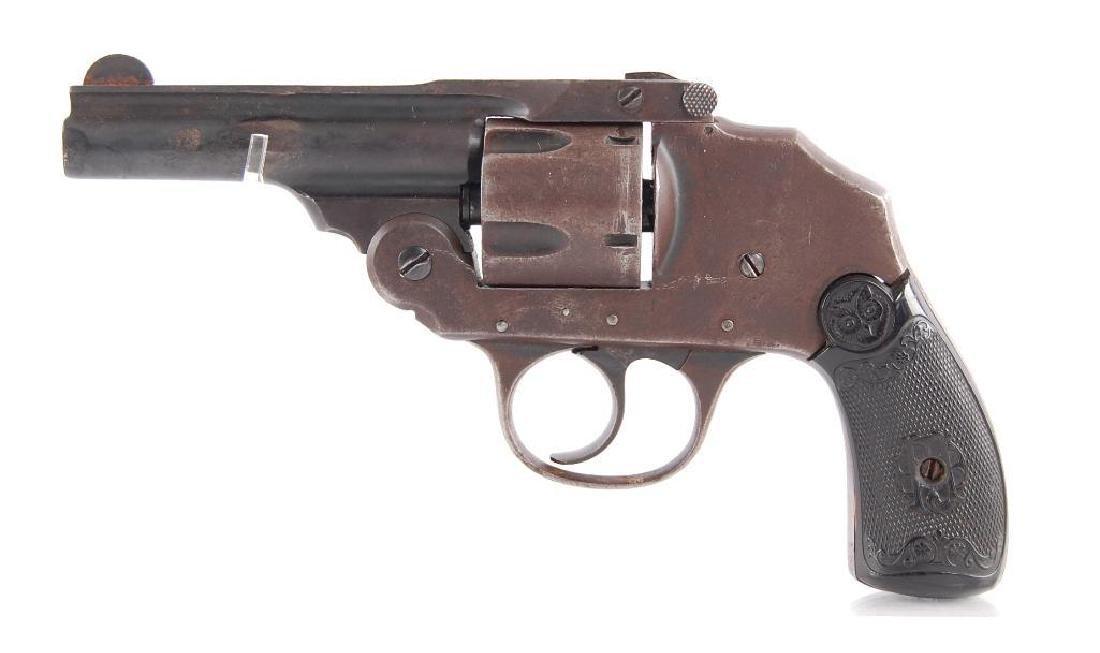 Iver Johnson Arms Co. .32 Cal. Break Action Revolver