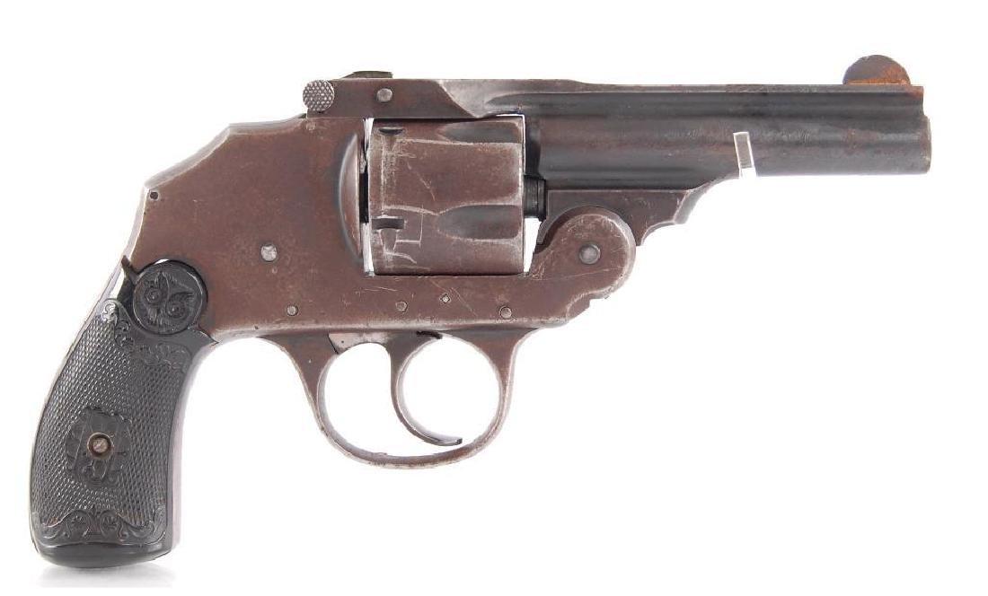 Iver Johnson Arms Co. .32 Cal. Break Action Revolver - 2