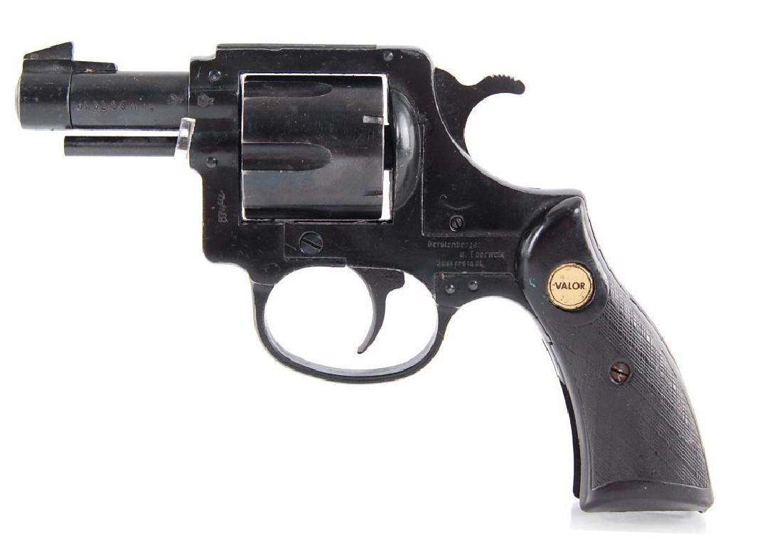 Valor .32 S&W Double Action Revolver