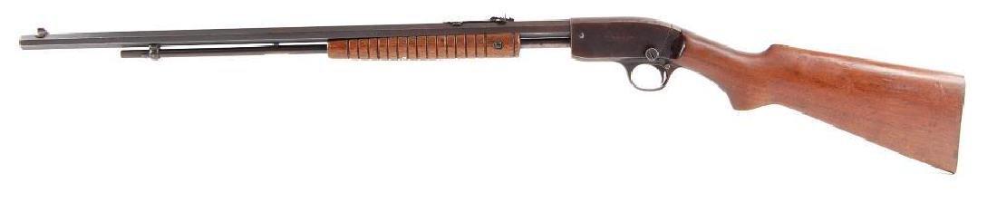 Ranger .22S, L, LR Octagon Barrel Pump Action Rifle - 5