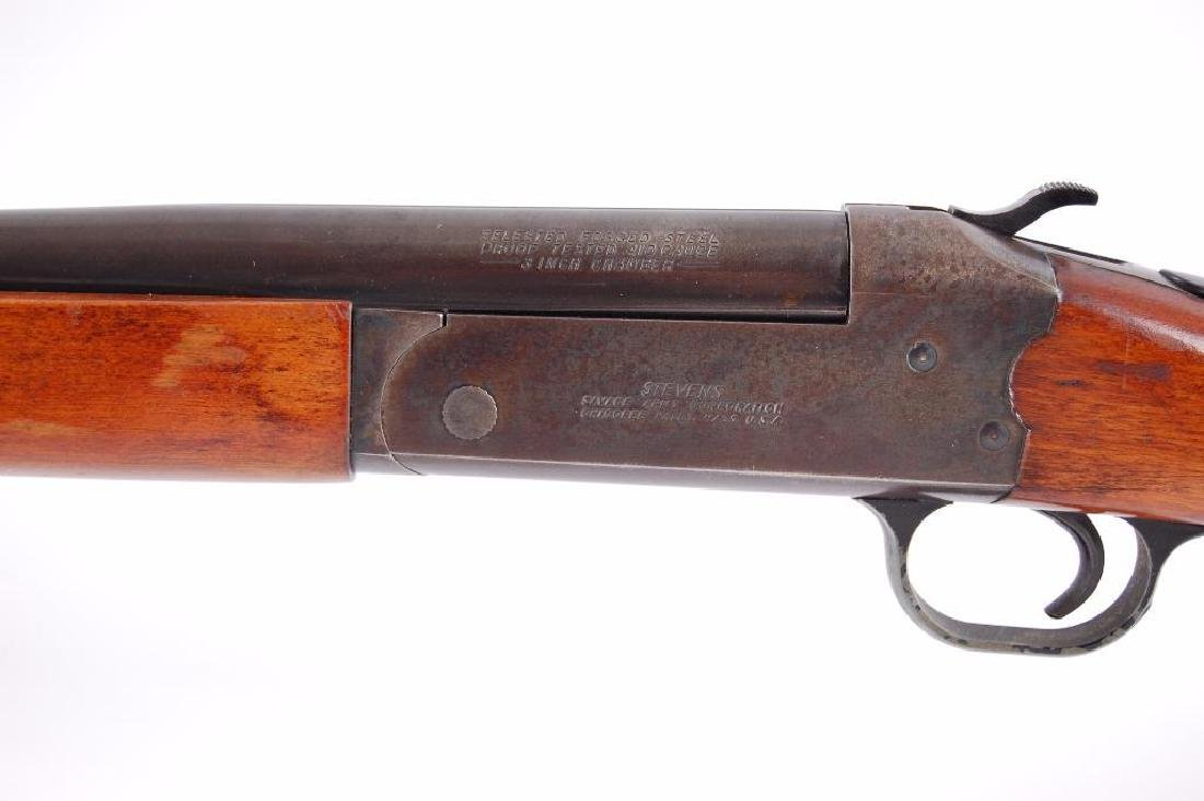 Stevens .410 GA Break Action Single Shot Shotgun - 7