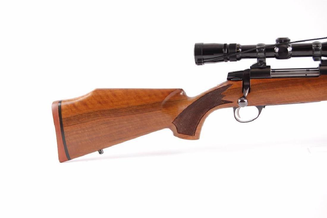Sako AV 7mm Rem Mag. Bolt Action Rifle with Nikon Scope - 2