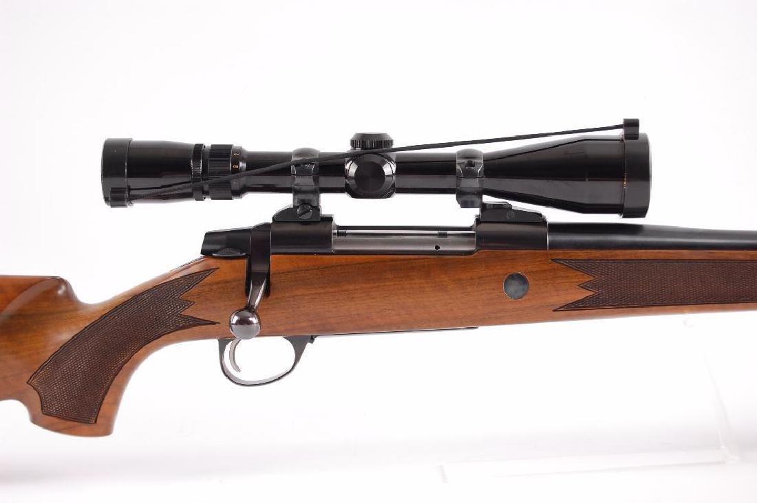 Sako AV 7mm Rem Mag. Bolt Action Rifle with Nikon Scope - 3