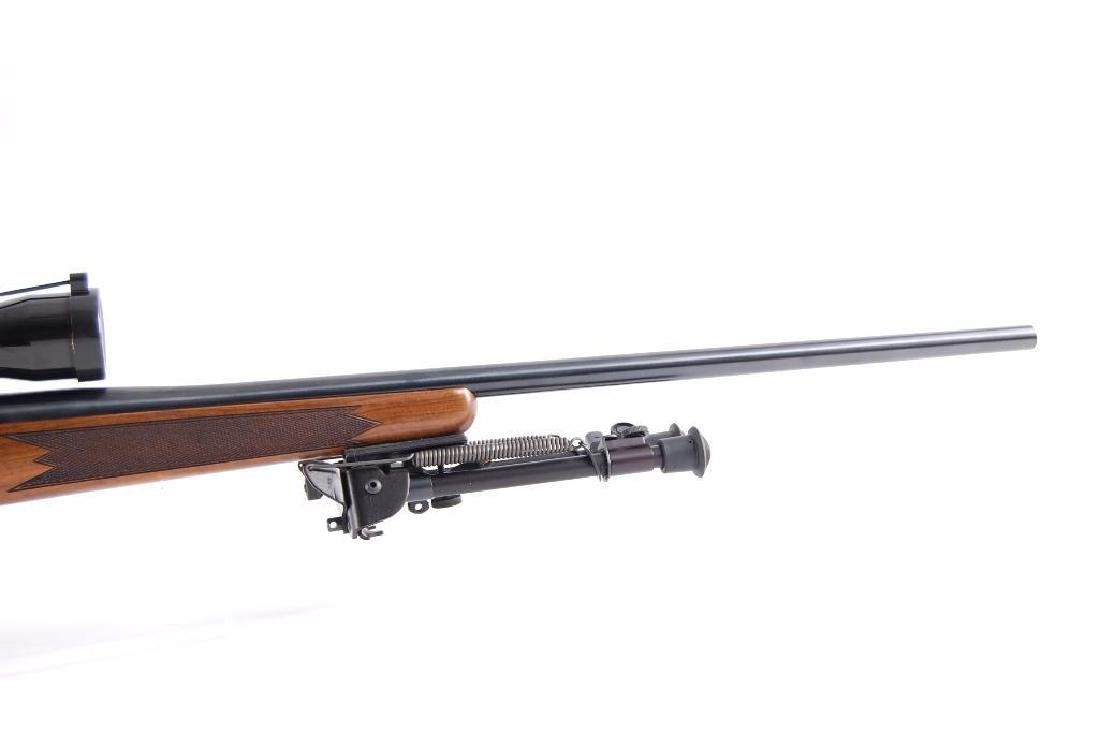 Sako AV 7mm Rem Mag. Bolt Action Rifle with Nikon Scope - 4