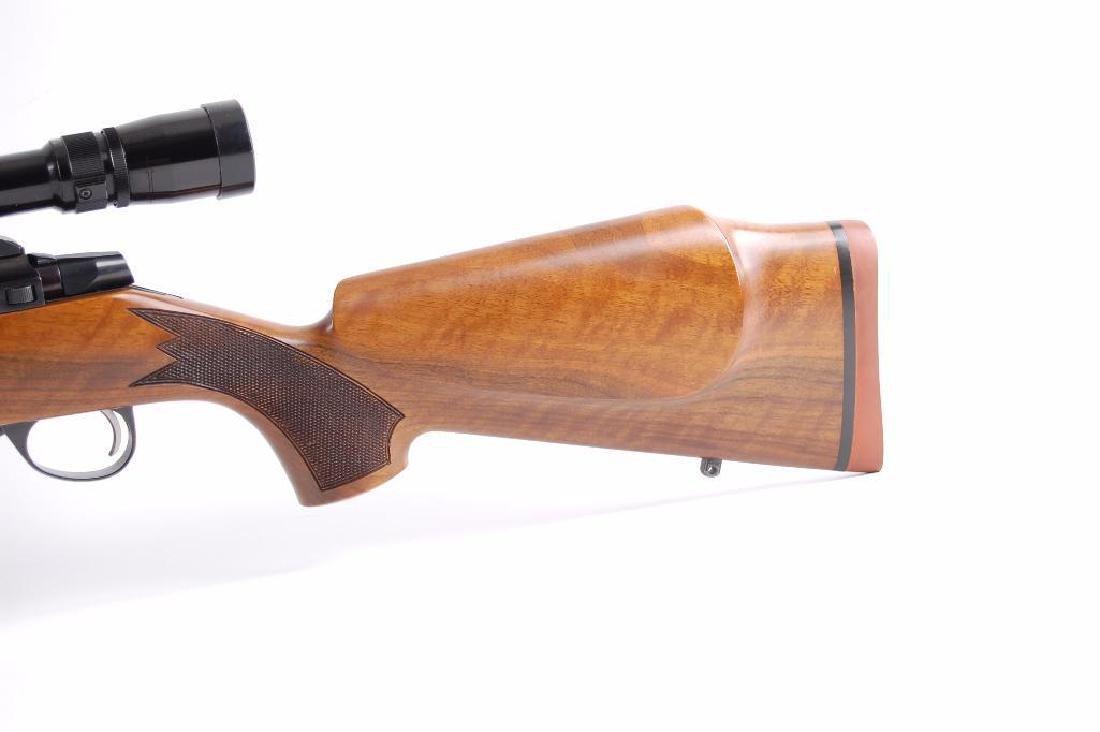 Sako AV 7mm Rem Mag. Bolt Action Rifle with Nikon Scope - 6