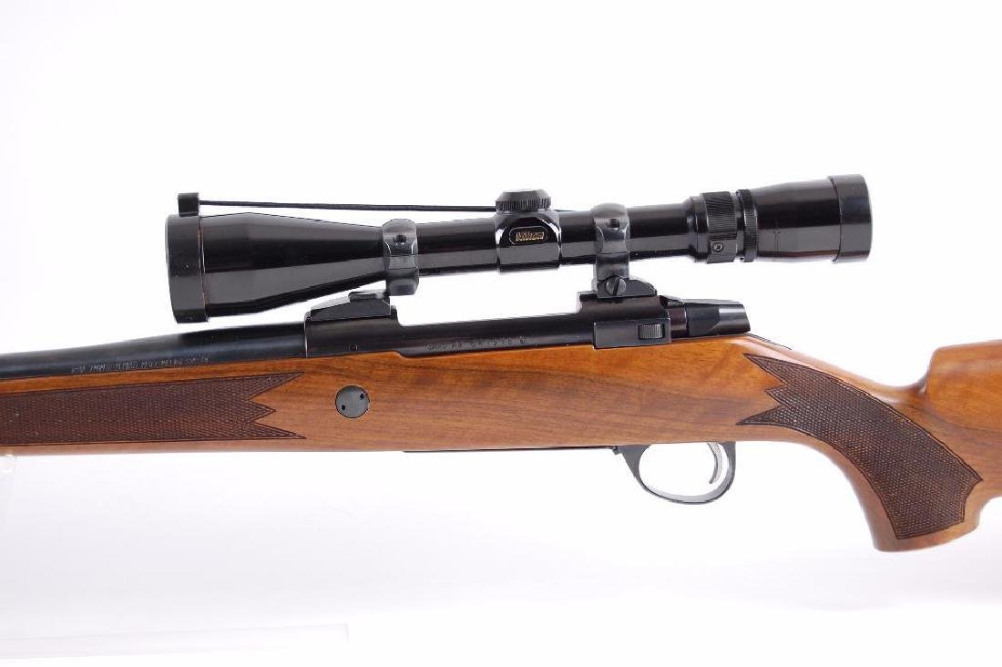 Sako AV 7mm Rem Mag. Bolt Action Rifle with Nikon Scope - 7